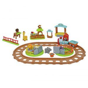 Safari Train Playset