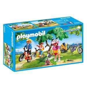 Summer Fun Biking Trip