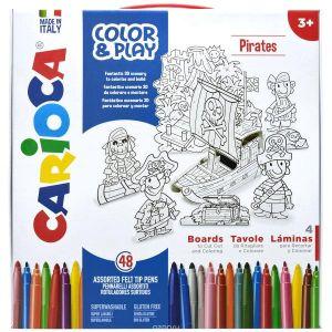 Carioca Color & Play Pirates