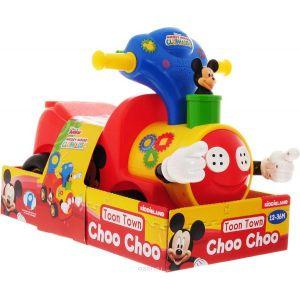 Mickey Toon Town Choo Choo