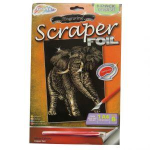 Scraper Foil Elephant