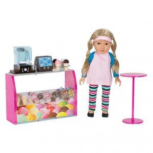 Doll Electronic Ice Cream Shop