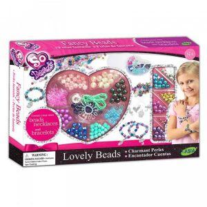 Set of Fancy Beads