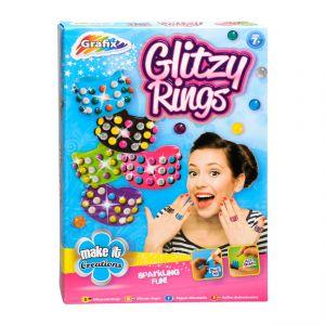 Glitzy Rings