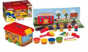 Play-Doh School Bus