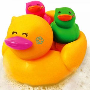 Bath Duck and family