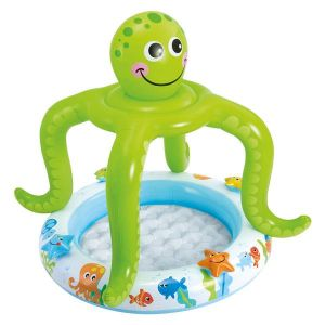 Smiling Octopus Shade Pool