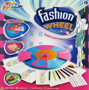 Fashion Design Wheel