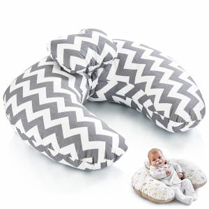 Nursing & Positioner Pillow Grey