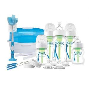 Bottle & Sterilizer Gift Set