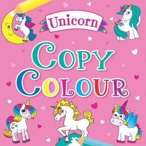 Unicorn Copy Colour