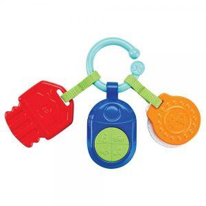 Musical Clacker Keys