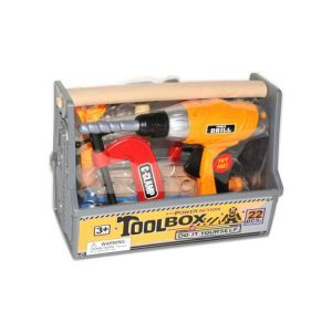 Power Action Tool Box