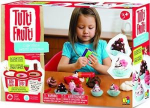 Dough Cupcake Toy