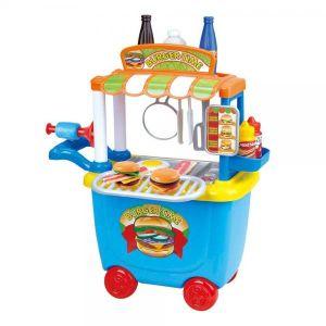 Gourmet Burger Cart