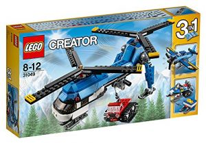 Creator Twin Spin Helicopter