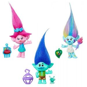 Trolls Town Collectable Figures
