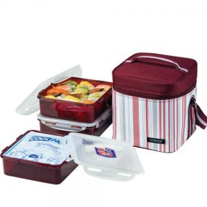 Insulated Large Lunch Bag Set