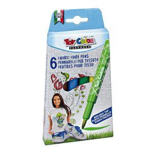 Box 6 Fabric Fiber Pens