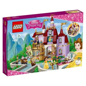 Princess Belle's Enchanted Castle