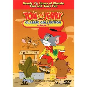 Tom & Jerry Classic Collection
