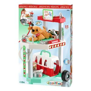 Animal Clinic Trolley