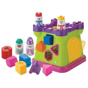 Colored Shaped Castle