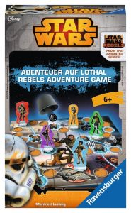 Rebels Adventure On Lothal
