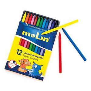 Plastic Pencils 12