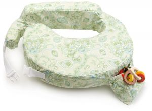 Inflatable Travel Nursing Pillow