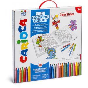 Maxi Coloring Book & Colors