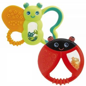 Funny Relax Teething Ring