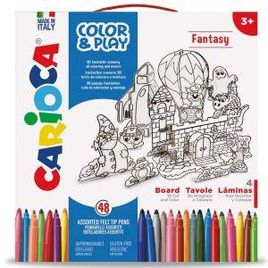 Color & Play Fantasy