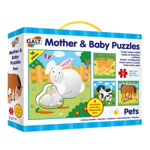 Mother & Baby Pets Puzzles