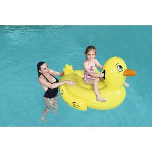 Inflatable Duck Ride