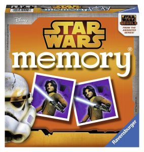 Star Wars Memory Game