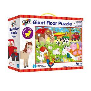Giant Floor Puzzle Farm