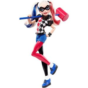 Superhero Harley Quinn