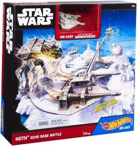Hoth Set With Snowspeeder
