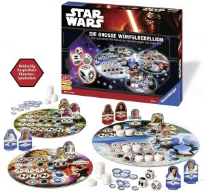 Star Wars Rebellion Game