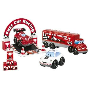Race Cars Play Set