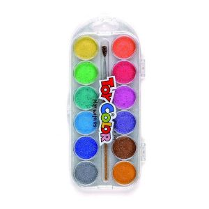 Set of 12 Water Colors