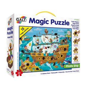 Magic Puzzle Pirate Ship