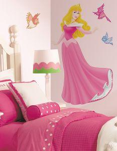 Sleeping Beauty Wall Sticker