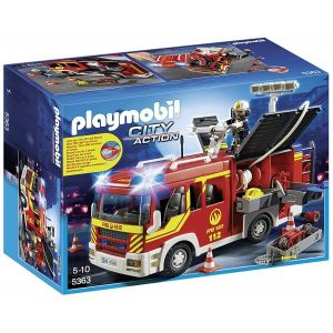 City Action Fire Engine