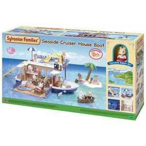 Seaside Cruiser House Boat