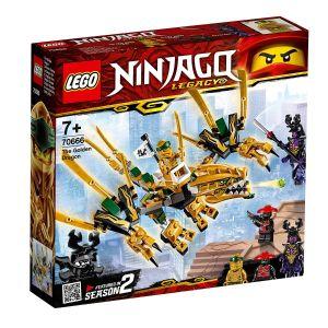 Golden Dragon Building Kit