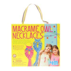 Owl Necklaces