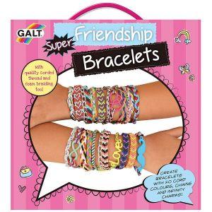 Super Friendship Bracelets