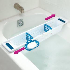 Secure Grip Bath Caddy